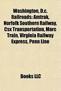 Washington, D.C. Railroads: Amtrak