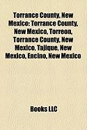 Torrance County, New Mexico: Moriarty, New Mexico