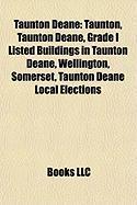 Taunton Deane: Taunton