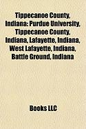 Tippecanoe County, Indiana: Purdue University