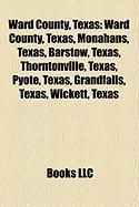 Ward County, Texas: Monahans, Texas