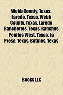 Webb County, Texas: Laredo, Texas
