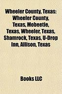 Wheeler County, Texas: U-Drop Inn