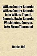 Wilkes County, Georgia: John Wilkes