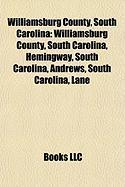 Williamsburg County, South Carolina: South Carolina's 6th Congressional District