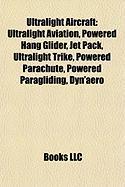 Ultralight Aircraft: Powered Hang Glider