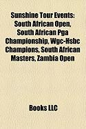 Sunshine Tour Events: South African Open