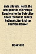 Swiss Novels (Study Guide): Heidi