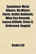 Symphonic Metal Albums: My Winter Storm