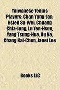 Taiwanese Tennis Players: Chan Yung-Jan