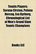 Tennis Players: Sorana C Rstea