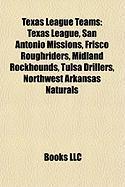 Texas League Teams: San Antonio Missions