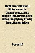 Three Rivers (District): Rickmansworth