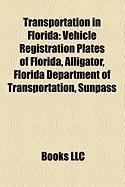 Transportation in Florida: Vehicle Registration Plates of Florida