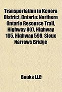 Transportation in Kenora District, Ontario: Northern Ontario Resource Trail