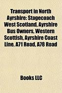 Transport in North Ayrshire: Stagecoach West Scotland