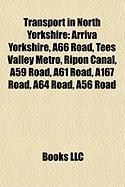Transport in North Yorkshire: Arriva Yorkshire
