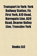 Transport in York: York Railway Station