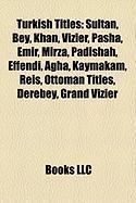 Turkish Titles: Khan