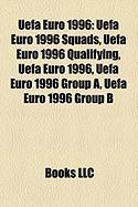 Uefa Euro 1996: Uefa Euro 1996 Squads