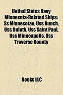 United States Navy Minnesota-Related Ships: SS Minnesotan