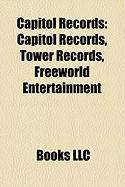 Capitol Records: Web Colors