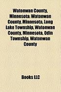 Watonwan County, Minnesota: Watonwan River