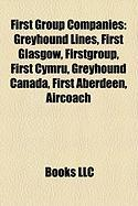 First Group Companies: Greyhound Lines