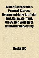 Water Conservation: Artificial Turf