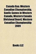 Canada Gaa: Western Canadian Championship