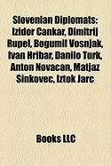 Slovenian Diplomats: Izidor Cankar