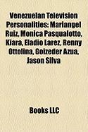 Venezuelan Television Personalities: Mariangel Ruiz