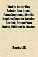 Welsh Latter Day Saints: Dan Jones