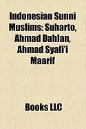 Indonesian Sunni Muslims: Suharto