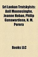 Sri Lankan Trotskyists: Anil Moonesinghe
