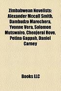 Zimbabwean Novelists: Alexander McCall Smith
