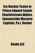 Ice Hockey Teams in Prince Edward Island: Charlottetown Abbies