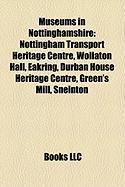 Museums in Nottinghamshire: Nottingham Transport Heritage Centre