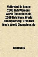 Volleyball in Japan: 2006 Fivb Women's World Championship