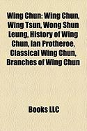 Wing Chun: Catalan Wine