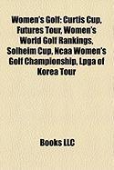 Women's Golf: Curtis Cup
