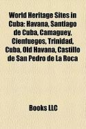 World Heritage Sites in Cuba: Havana