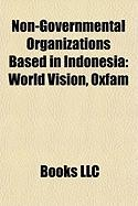 Non-Governmental Organizations Based in Indonesia: World Vision