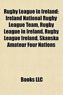 Rugby League in Ireland: Ireland National Rugby League Team