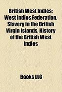 British West Indies: West Indies Federation
