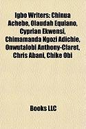 Igbo Writers: Chinua Achebe