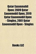 Qatar Exxonmobil Open: 2009 Qatar Exxonmobil Open