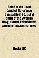 Ships of the Royal Swedish Navy: Vasa