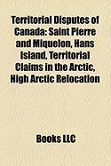 Territorial Disputes of Canada: Saint Pierre and Miquelon