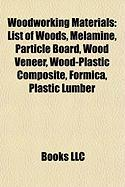 Woodworking Materials: Melamine